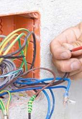 Фото ремонта электропроводки