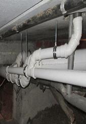 Монтаж канализации, замена стояков и лежаков в квартире, частном доме