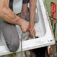 Прочистка канализации: кухня, ванна, унитаз, засор сифона и мойки