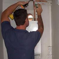 Монтаж отопления, подключение батарей, замена и установка котла